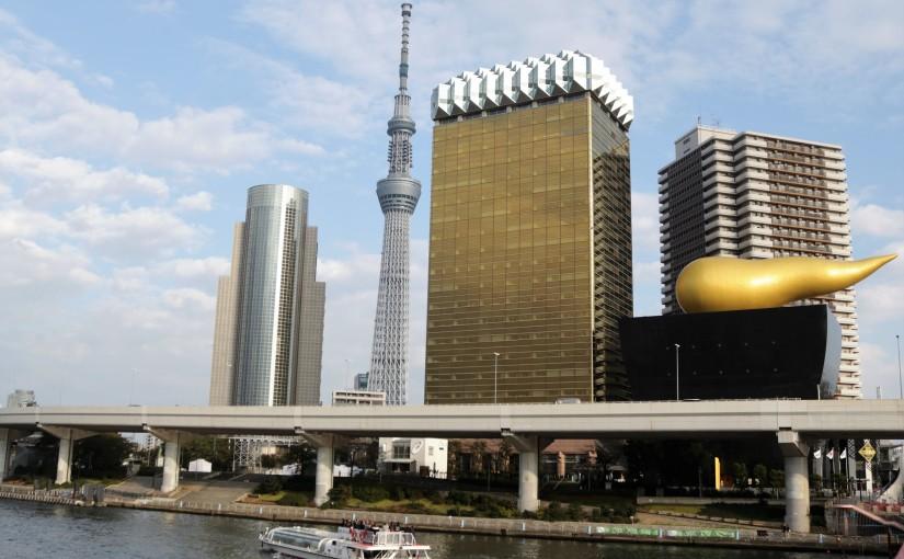 Découvrir Tokyo en kayak avec Airbnb(Japon)